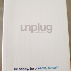 Unplug Aroma Therapy Mediation